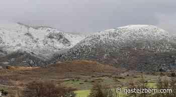 El aviso de nevadas se mantiene en la Llanada Alavesa - GasteizBerri.com