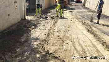 Inondations à Poussan : la commune reconnue en état de catastrophe naturelle - Midi Libre