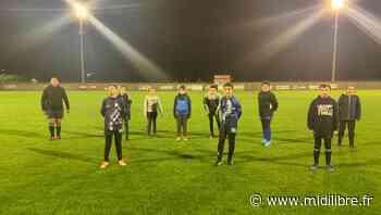 Poussan : tous heureux de retrouver le terrain de rugby - Midi Libre
