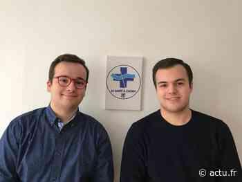 Val-de-Marne. À Choisy-le-Roi, deux étudiants facilitent l'accès à l'offre de santé - actu.fr