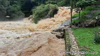 Volume das águas do Camanducaia chama a atenção em Monte Alegre - ACidade ON