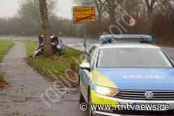 Breitenfelde: Auto gegen Baum geprallt | *rtn - RTN - News und Bilder aus dem Norden