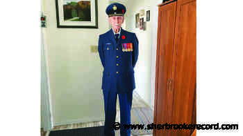 Stanstead's Donald Taylor celebrating 100 years in January - Sherbrooke Record