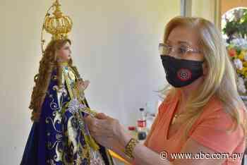 Arranca hoy novenario a la Virgen de Itapé - Nacionales - ABC Color