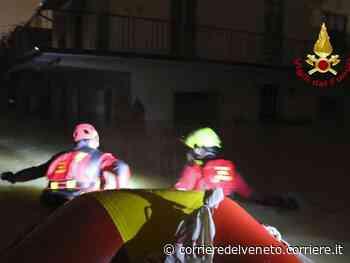 Maltempo in Veneto, oltre 20 evacuati tra Vicenza e Torri di Quartesolo - Corriere della Sera