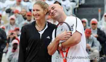 Steffi Graf und Andre Agassi blicken auf ihre Karriere zurück - Tennis World DE
