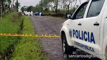 OIJ investiga móvil de homicidio en La Tesalia - San Carlos Digital