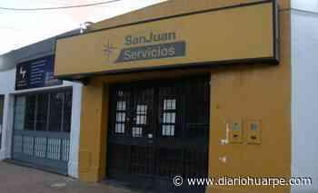 Asaltaron un San Juan Servicios y robaron más de medio millón de pesos - Diario Huarpe