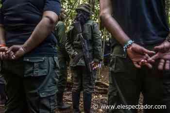 Más de 4.000 personas están confinadas por el conflicto armado en Santa Bárbara de Iscuandé - El Espectador