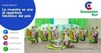 Escuela de Danza de Pueblorrico sistematizó la 'Danza de la Panela' - ConexionSur