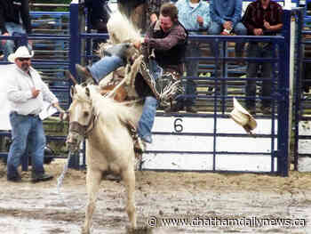 Teulon Rodeo ropes in community - Chatham Daily News