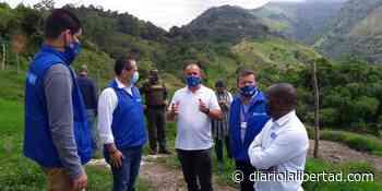 En Heliconia, Antioquia, entregan dos fincas en comodato para proyectos productivos de las víctimas - Diario La Libertad