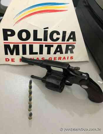 Polícia Militar apreende arma, moto adulterada e prende dois homens em Iturama - Pontal Emfoco