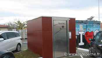 La Salvetat-Saint-Gilles. Un sanitaire public a été installé - ladepeche.fr