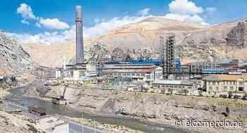 Doe Run: Junta de Acreedores aplaza la agonía del Complejo Metalúrgico de La Oroya - El Comercio Perú
