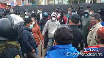 Bloqueo en La Oroya: Hoy habrá una reunión entre Minem y trabajadores de Doe Run - exitosanoticias