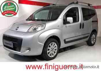 Vendo Fiat QUBO 1.3 MJT 75 CV Trekking usata a Poggiridenti, Sondrio (codice 8361619) - Automoto.it