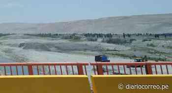 350 hectáreas de cultivo en riesgo en La Punta de Bombón - Diario Correo