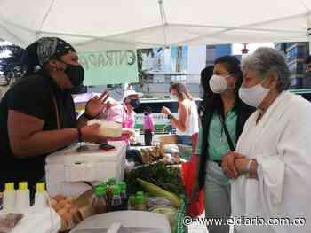 Institucionalizado el Mercado Campesino en Santa Rosa de Cabal - El Diario de Otún