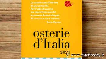 Il ristorante Caldora Punta Vallevò nella nuova guida Osterie d'Italia 2021 - ChietiToday