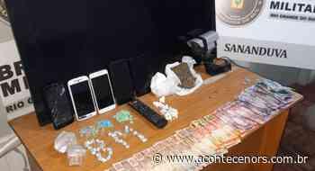 Dona de boate é presa por tráfico de drogas em Sananduva - Acontece no RS