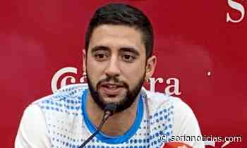 Alejandro San Martín seguirá una temporada más en el CV Río Duero - Soria Noticias