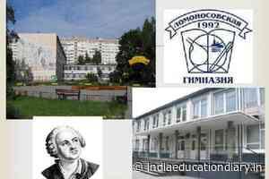 Cooperation between PetrSU and Lomonosov gymnasium - India Education Diary