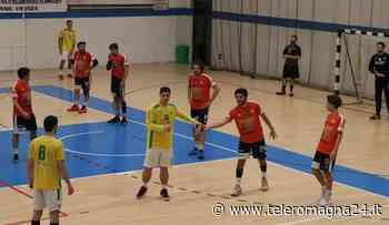 PALLAMANO: Romagna salvo all'ultimo secondo, con l'Arcom Mestrino è 24-24 | VIDEO - Teleromagna24