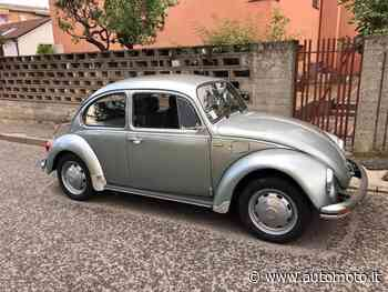 Vendo Volkswagen Maggiolino messico d'epoca a Cambiago, MI (codice 8375819) - Automoto.it