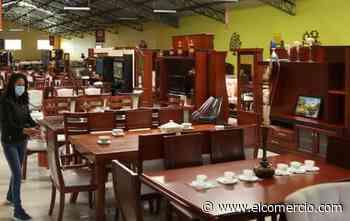 Venta de muebles, ropa y zapatos se reactivará en Ambato y Pelileo - El Comercio (Ecuador)