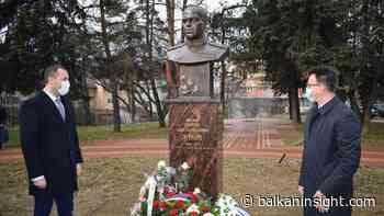 Montenegrin Town Honours Soviet WWII General Zhukov - Balkan Insight