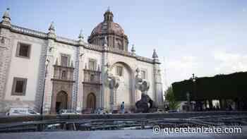Curiosidades del Templo de Santa Rosa de Viterbo » Queretanízate - Queretanízate