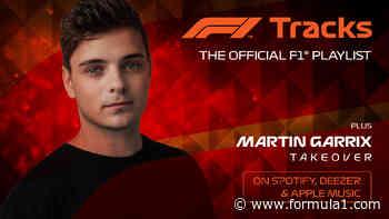 F1 Tracks: Listen to Dutch DJ Martin Garrix's takeover playlist - Formula 1