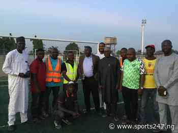 Sports And Works Commissioners Inspect Lafia City Stadium Ahead Of League Opener - Sports247