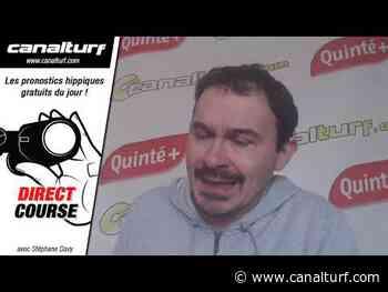 Pronostic vidéo du QUINTE+ PRIX DE VILLERS-COTTERETS du Mercredi 9 décembre 2020 - Canal Turf