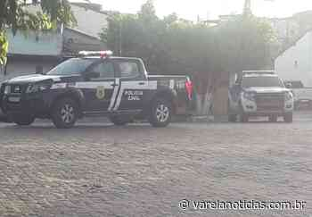 Vereador eleito de Inhambupe é preso em operação da Polícia Civil - Varela Notícias