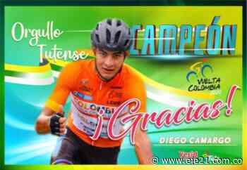 La vuelta a Colombia la ganó un hijo de Tuta - Eje21