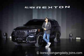 SsangYong's mighty Rexton gets a big upgrade - Korea JoongAng Daily