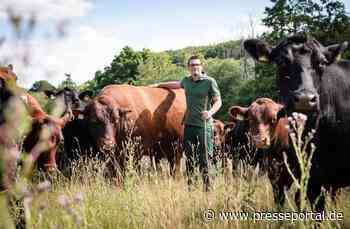 Felix Hoffarth aus Lohra ist Deutschlands bester Rinderhalter - Presseportal.de