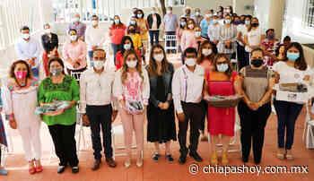 Inaugura DIF Chiapas Taller de Pelucas Oncológicas Artesanales en Suchiapa. - ChiapasHoy