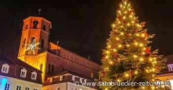 Corona-Zeit: Weihnachtsdekorationen in Homburg, Bexbach und Kirkel - Saarbrücker Zeitung