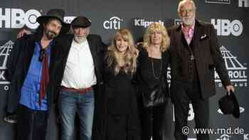 Fleetwood Mac: Bassist John McVie wird 75 - und denkt über Abschied von der Bühne nach - RND