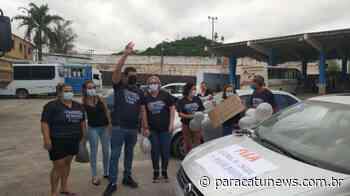 Transferência de Regional da Saúde gera manifestação de servidores em Manhumirim, MG - Paracatunews