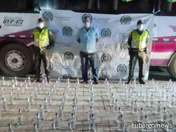 Decomisan y destruyen más de cien botellas de aguardiente adulterado en Sitionuevo Magdalena - TuBarco