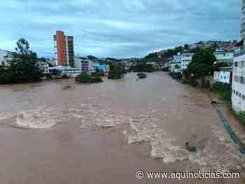 Grande volume de chuva em Alegre e Muniz Freire deve chegar em Cachoeiro; Defesa Civil monitora Rio Itapemirim - www.aquinoticias.com