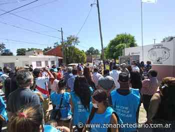 Escobar: la Sociedad de Fomento General San Martin reinauguró sus instalaciones - Zona Norte Diario OnLine
