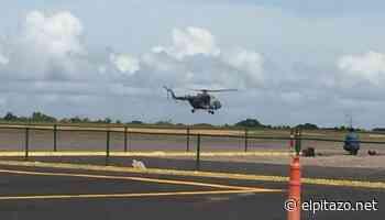 Un piloto resultó herido al precipitarse aeronave procedente de Charallave en Puerto Ordaz - El Pitazo
