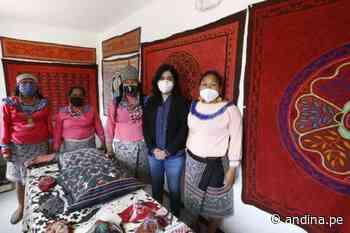 Arte shipibo-konibo de Cantagallo se lucirá en centro cultural Kanta Kené - Agencia Andina