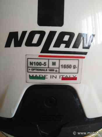 Vendo Casco + interfono Nolan n100-5 Nolan a Settala (codice 8226127) - Moto.it