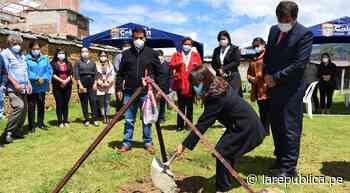 Cajamarca: colocan primera piedra para construcción de sede judicial de Celendín LRND - LaRepública.pe